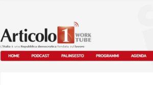 ➡️ LAVORATORI ALLE PRESE CON NAVI CHE TRASPORTANO CARICHI DI TIPO BELLICO: PATRIZIA VILLA INTERVISTATA DA RADIOARTICOLO1