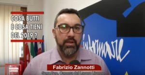 """📺""""2019, COSA BUTTI E COSA TIENI?"""": IL SERVIZIO DI """"TOSCANA LAVORO"""""""