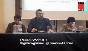 """PORTO, LOGISTICA E ACCORDI DI PROGRAMMA: L'INTERVENTO DI FABRIZIO ZANNOTTI A """"SPEAK UP"""" (VIDEO)"""