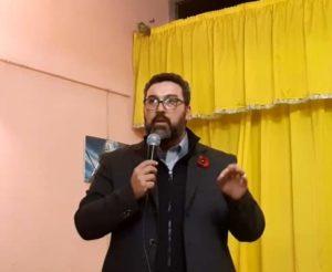 """""""LA FORZA DEL LAVORO. DIRITTI, SICUREZZA, SALARIO"""": FABRIZIO ZANNOTTI ALL'INIZIATIVA ORGANIZZATA DA """"ARTICOLO UNO"""" (VIDEO)"""