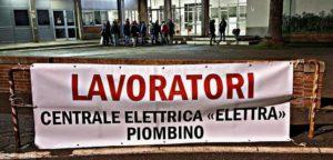 """CENTRALE EX ELETTRA DI PIOMBINO, FILCTEM-CGIL: """"PROFONDA SODDISFAZIONE"""""""