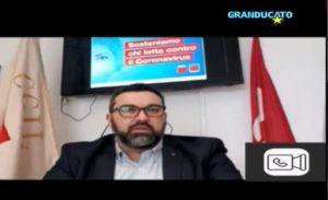 """CORONAVIRUS, STATO DI AGITAZIONE DEL SETTORE COMMERCIO, NUOVE TECNOLOGIE, EUROPA: FABRIZIO ZANNOTTI OSPITE DELLA PUNTATA """"CGIL SEMPRE DALLA TUA PARTE"""" (VIDEO)"""