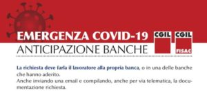 COVID-19, SOTTOSCRITTA UNA CONVENZIONE TRA ABI E PARTI SOCIALI PER L'ANTICIPAZIONE DEL TRATTAMENTO DI CASSA INTEGRAZIONE