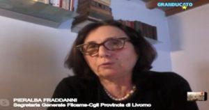 BONUS DA 600 EURO, LAVORO STAGIONALE NEL TURISMO, SICUREZZA DEI LAVORATORI DEL COMMERCIO: PIERALBA FRADDANNI A GRANDUCATO TV (VIDEO)