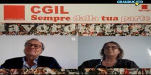 REDDITO DI EMERGENZA, SCADENZA 730, CALCOLO ISEE, DETRAIBILITA' DELLE SPESE: A GRANDUCATO TV RICCARDO PEROSA E CRISTINA DINI DEL CAAF-CGIL