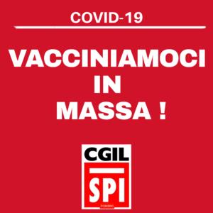 """COVID-19, APPELLO DELLO SPI-CGIL AI PIOMBINESI: """"VACCINIAMOCI IN MASSA"""""""