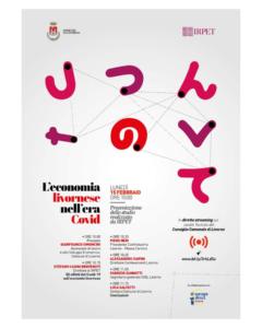 L'ECONOMIA LIVORNESE NELL'ERA COVID: 15 FEBBRAIO DIRETTA STREAMING
